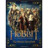 英文原版 霍比特人 Movie Storybook (The Hobbit: An Unexpected Journey