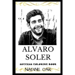 预订 Alvaro Soler Success Coloring Book: A Spanish-German Sin