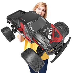【满200减100】【时速30km/h】 超大型高速遥控车L219充电玩具汽车越野攀爬赛车大号1:10 天空蓝