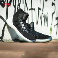 李宁篮球鞋幽灵耐磨一体织男鞋高帮运动鞋ABAM065