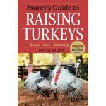 【预订】Storey's Guide to Raising Turkeys, 3rd Edition: Breeds
