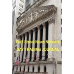 预订 Wall Street News Network Day Trading Journal: Notebook D