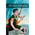 Oxford Bookworms Library: Level 2: The Year of Sharing MP3