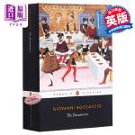 【中商原版】十日谈 英文原版 The Decameron Giovanni Boccaccio Penguin Cla