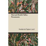 预订 Harvard Health Talks; Pneumonia [ISBN:9781446091265]