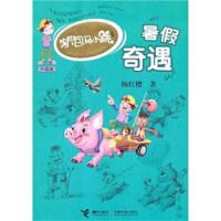 【旧书二手书8新正版】 淘气包马小跳系列升级版:暑假奇遇  杨红樱   97875