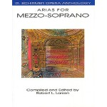 【预订】Arias for Mezzo-Soprano: G. Schirmer Opera Anthology