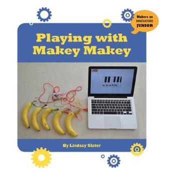 【预订】Playing with Makey Makey 预订商品,需要1-3个月发货,非质量问题不接受退换货。