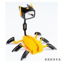 变形机器人手电筒 小夜灯 变形玩具JJA125