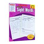 【中商原版】学乐助你成功 常见词 2年级 英文原版 Scholastic Success With Sight Wor