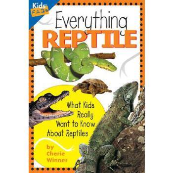 【预订】Everything Reptile 预订商品,需要1-3个月发货,非质量问题不接受退换货。