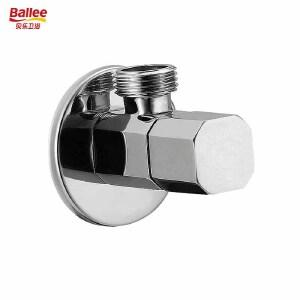 贝乐BALLEE全铜快开三角阀冷热水通用角阀浴室厨房五金10007