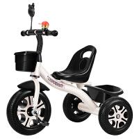 星孩儿童三轮车1-3-2-6岁大号宝宝婴儿手推脚踏自行车幼儿园童车