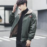 【买到即赚到!】男短款韩版棉服潮流冬季棉衣青少年加绒加厚棉袄休闲外套