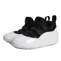 NIKE耐克�和� 童鞋 �胪�一�_穿�\�有�AJ 11休�e鞋BQ7102-010