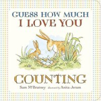Guess How Much I Love You: Counting Board Book ISBN:9781406