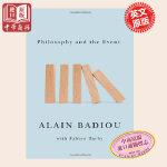 【中商原版】哲学与事件 英文原版 Philosophy and the Event