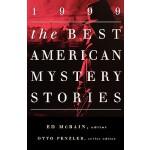 【预订】The Best American Mystery Stories 1999