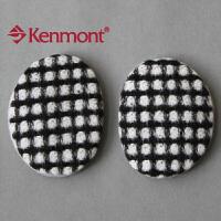无发箍耳套kenmont卡蒙 冬季女士耳套保暖耳罩 时尚冬天耳捂3957