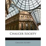 【预订】Chaucer Society