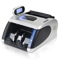 新版人民币验钞机 得力3901智能语音点钞机 办公全智能验钞机 小型便携点验钞机 支持2015新版人民币