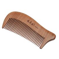谭木匠 KCNJM0603 天然牛筋木梳 梳子 礼品