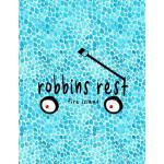 预订 Robbins Rest Fire Island: 8.5x11 lined notebook: Robbins