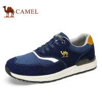 camel骆驼男鞋 新品 运动休闲鞋透气轻便跑步鞋潮流跑鞋男