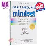 【中商原版】心态:成功的新心理学 英文原版 Mindset The New Psychology of Success