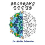 预订 Coloring Books for Adults Relaxation: Designs Created wi