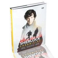 神探夏洛克编年史 英文原版 Sherlock:Chronicles BBC英剧 神探福尔摩斯 官方指南 Steve T