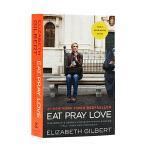 一辈子做女孩 英文原版 美食 祈祷和恋爱 Elizabeth Gilbert 伊莉莎白 Eat, Pray, Love. Movie Tie-In 电影版小说
