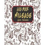 预订 Log Book Mileage for Taxes: Gas Mileage Log Book For Tex
