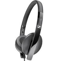 森海塞尔(Sennheiser) HD2.20s HD 2.20s 封闭贴耳式便携耳机 黑色