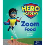 预订 Hero Academy: Leveled Reader Set 4 Zoom Food [ISBN:97803