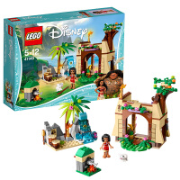 【当当自营】LEGO 乐高 Disney Princess迪士尼公主系列 莫亚娜的海岛冒险 积木拼插儿童益智玩具41149