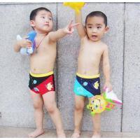 新款泳衣金格尔儿童游泳裤3808B