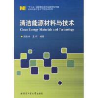 【二手旧书8成新】清洁能源材料与技术 梁彤祥,王莉著 9787560336619