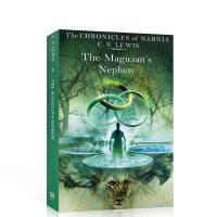 英文原版小说 The Magician's Nephew 魔法师的外甥 纳尼亚传奇1 青少年文学小说 中小学生课外读物