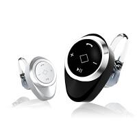 【支持礼品卡】T-5蓝牙耳机头戴挂耳式超小无线迷你苹果隐形运动耳塞开车