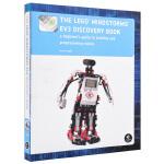 【中商原版】乐高机器人EV3探索书:机器人搭建和编程初学指南 英文原版 LEGO MINDSTORMS EV3 Dis