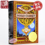 【中商原版】造梦的雨果 英文原版 The Invention of Hugo Cabret 08年凯迪克金奖作品 Br
