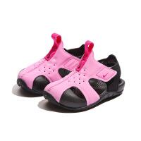 【到手价:279元】耐克nike童鞋夏季凉鞋沙滩鞋男童女童 943827-602