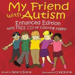 预订 My Friend with Autism [With CDROM] [ISBN:9781935274186]