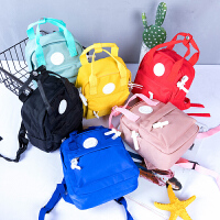 儿童背包韩版潮幼儿园宝宝小书包1-3-6岁男女童轻便出行双肩背包