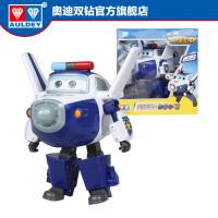 [当当自营]奥迪双钻(AULDEY)超级飞侠 儿童玩具男孩玩具变形机器人-包警长 710250