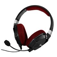 MONSTER/魔声 FATALTY FX100专业游戏耳机CF LOL头戴游戏耳机带麦