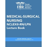 预订 Feuer Nursing Review: Medical-Surgical Nursing Lecture B