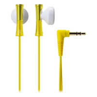 【全国大部分地区包邮哦!!】铁三角(Audio-technica) J100 ATH-J100 YL 巧细小耳塞式耳机