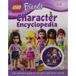 LEGO? Friends Character Encyclopedia 乐高:朋友们ISBN978140934739